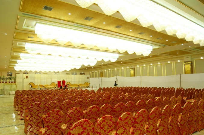 Weds Garden Falaknuma Hyderabad - Banquet Hall