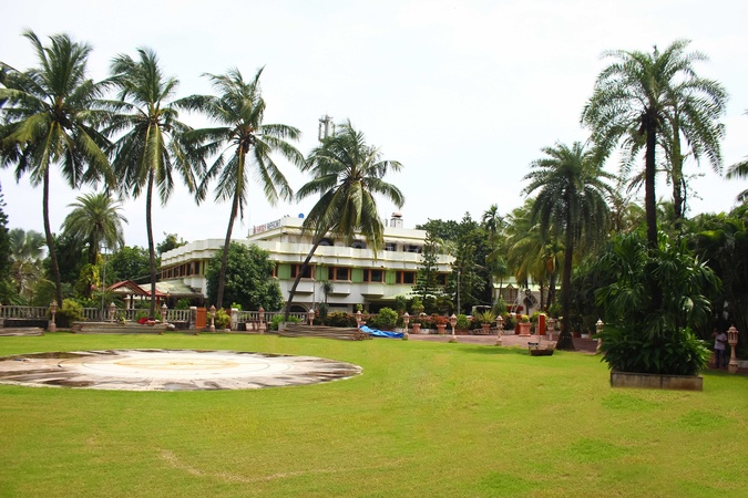 Sandy Resort Devka Beach Road Daman and Diu - Banquet Hall