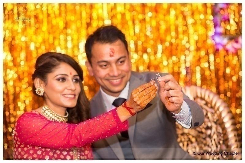 The Sangeet + Engagement