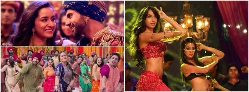 Top 20 Sangeet Dance Songs 2018 - Fresh Addition of the Month