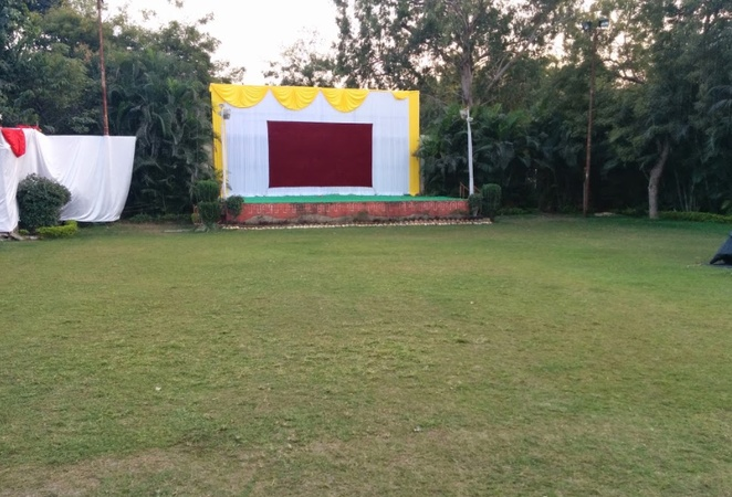 Scientific Lawn Laxmi Nagar Nagpur - Wedding Lawn