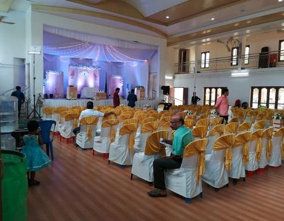 Austin Hall Vypin Kochi - Banquet Hall