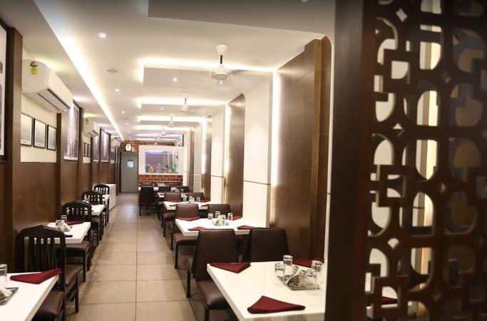 Matsya The Saraswat Seafood Goregaon West Mumbai - Banquet Hall