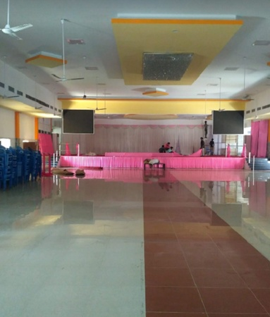 ICF Thiruvalluvar Marriage Hall Anna Nagar Chennai - Mantapa / Convention Hall