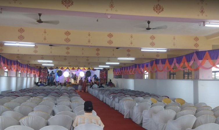 Shree Krishna Mandir Nigdi Pune - Banquet Hall