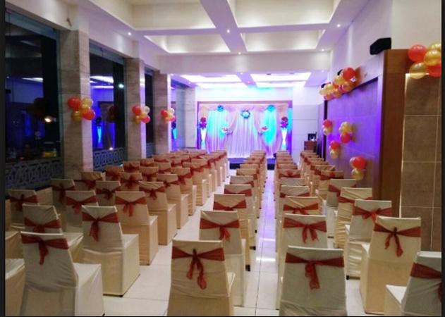 Palmshore Restaurant & Banquet Ashok Nagar Chennai - Banquet Hall