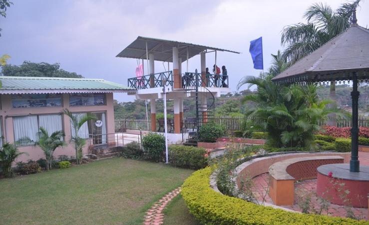 Kerwa Resort Kerwa Dam Bhopal - Banquet Hall