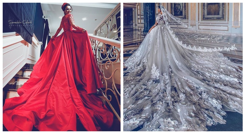 10+ Larger-than-life Cocktail – Reception Gowns that will give you major 'Princess feels'!