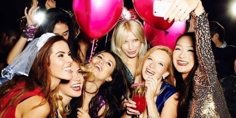 CLUB HOPPING Bachelorette Party!