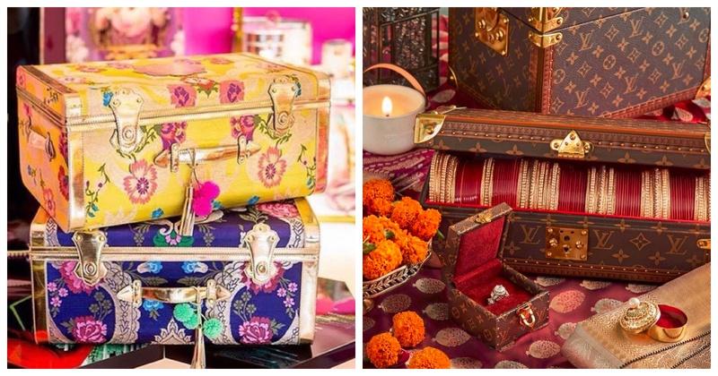5 Breathtaking Bridal Trousseau Boxes