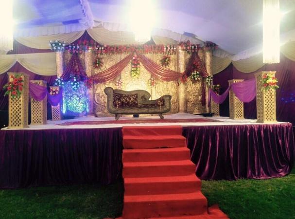 Geetanjali Lawn Vikas Nagar Lucknow - Banquet Hall