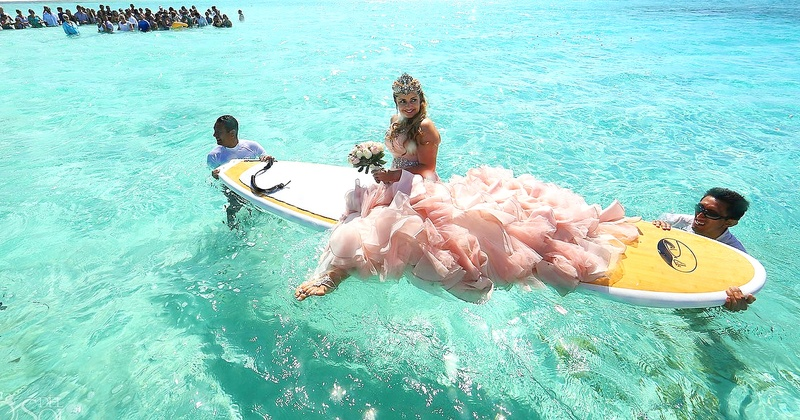 The most unique, weird & hilarious ways in which real couples tied the knot!
