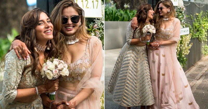 Summiyya Patni's pastel themed wedding is all the inspo a summer bride-to-be needs!