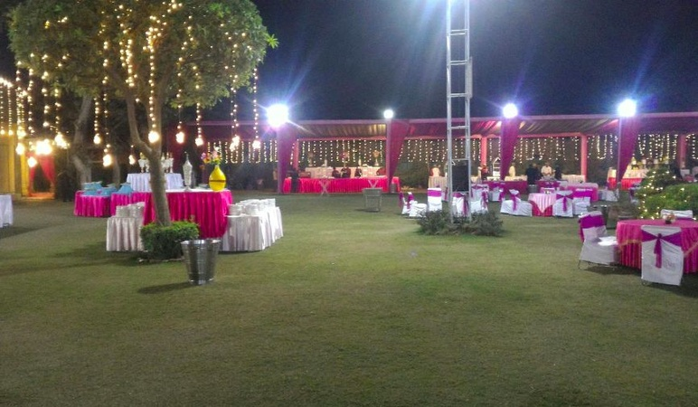 Green Park Party Lawn Inayatpur Gurugram - Wedding Lawn