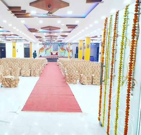 Rama Palace Panki Kanpur - Banquet Hall
