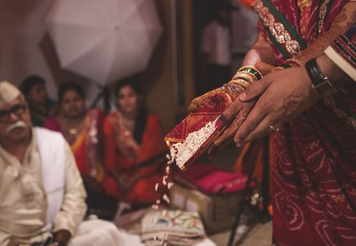 Wedding rituals at the Ras Resorts, Silvassa