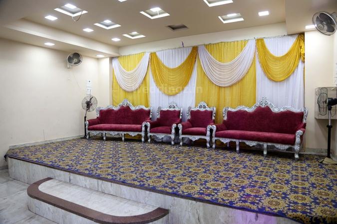 Krishna Marriage Hall Ambernath Mumbai - Banquet Hall