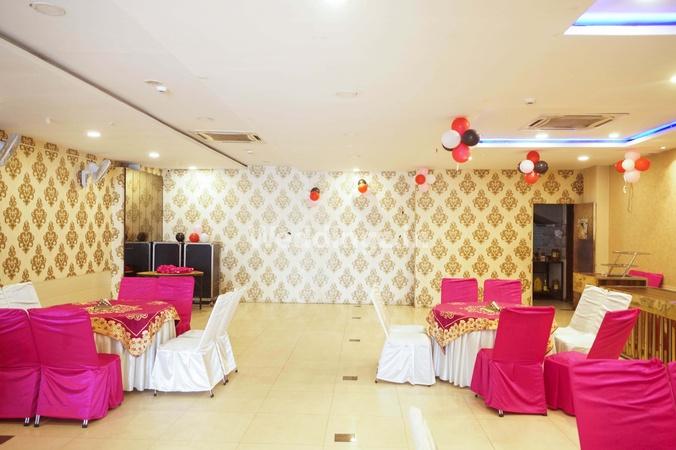 Hotel Pearl Grand Zirakpur Chandigarh - Banquet Hall
