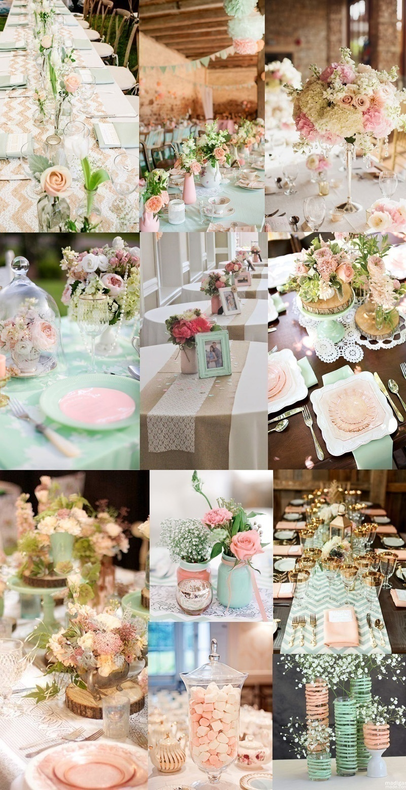 Summerweddingseries Spectacular Wedding Table Decorations And