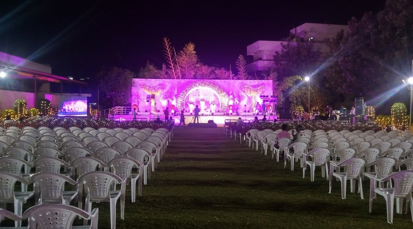 a photo of ME Reddy Function Hall
