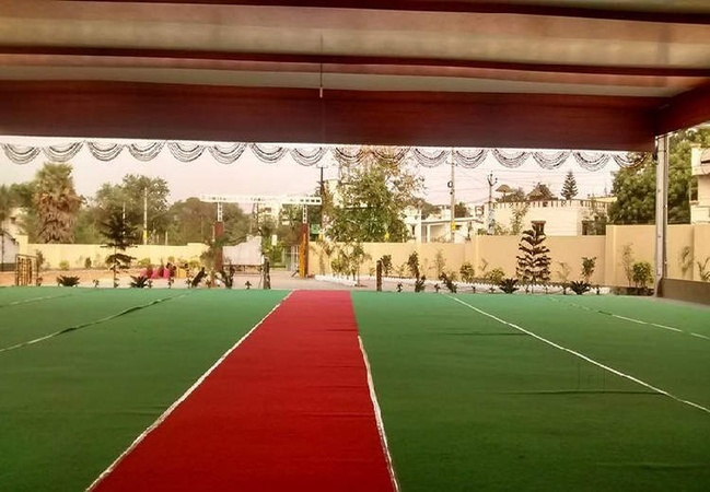 Dokuri Narsimha Reddy Gardens Yapral Hyderabad - Mantapa / Convention Hall