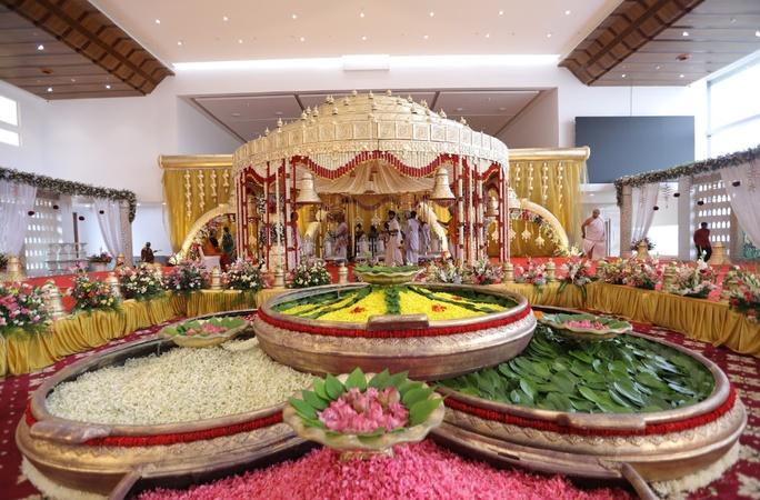 V Legacy convention centre Banshankari Bangalore - Banquet Hall