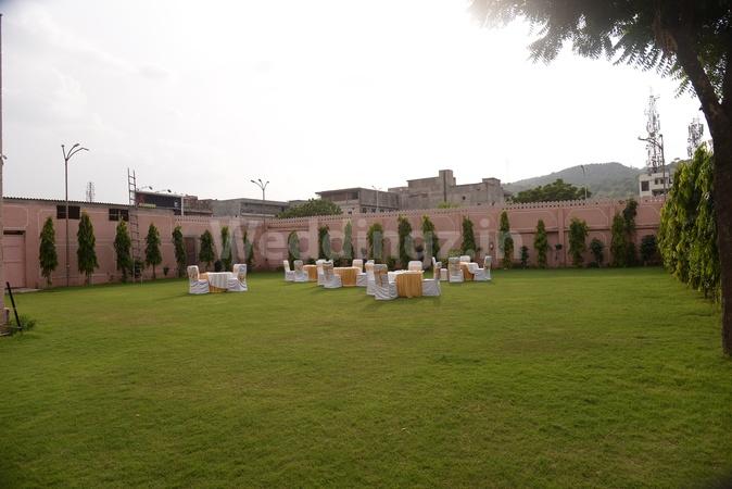 Crimson Park The Heritage Jalmahal Amer Road Jaipur - Banquet Hall