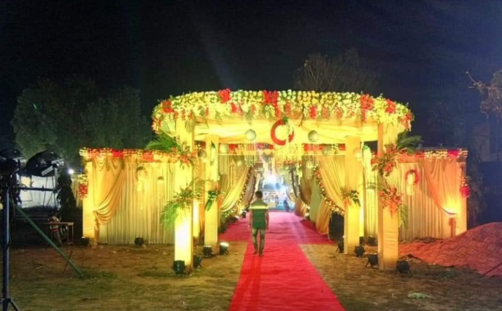 Katju Garden Kydganj Prayagraj - Wedding Lawn