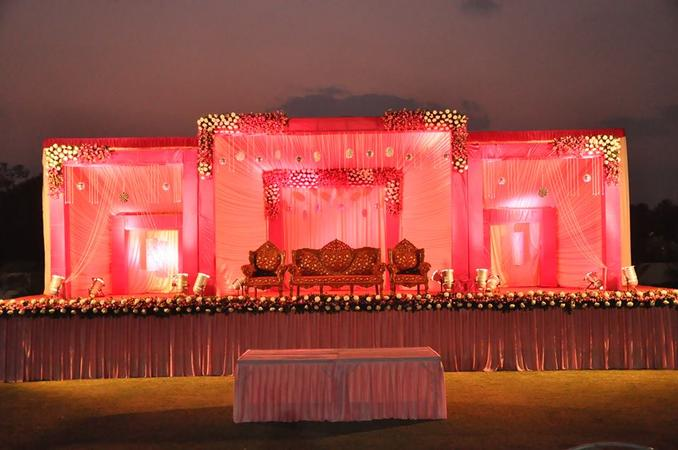 Om flower decorations wedding decorator in naroda ahmedabad weddingz om flower decorations ahmedabad decorators junglespirit