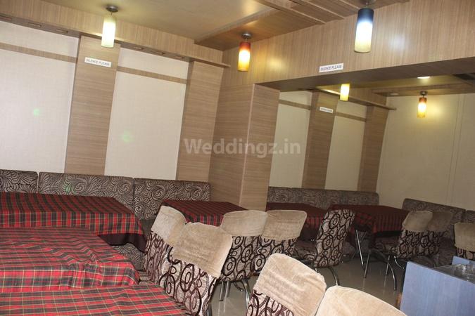 Bhagwati Hotel Kandivali West Mumbai - Banquet Hall