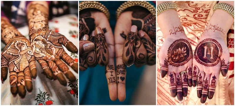 9 Unique Bridal Mehendi Designs to Bookmark for the Upcoming Wedding Season!