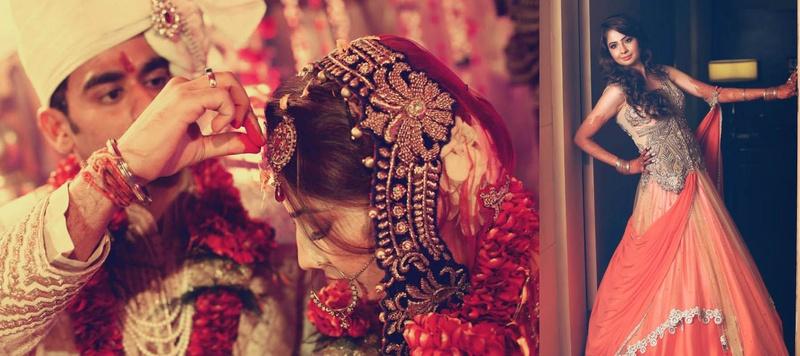 Rachit & Alisha Mumbai : A Dreamy Wedding Affair with Glamourous Accents