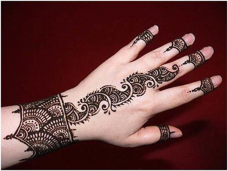 Bridal Mehndi Artist In Bangalore : Renuka bridal creations mehndi artist in
