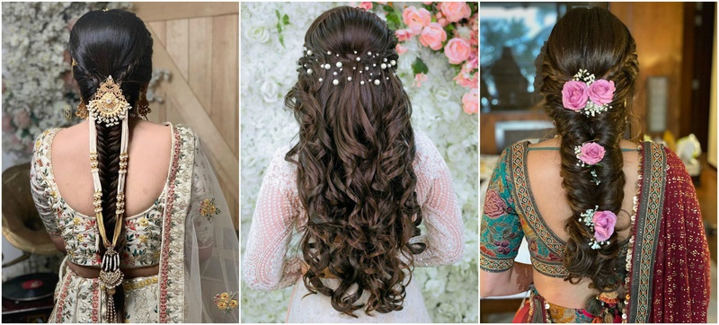 12 Chic Bridal Hairstyles