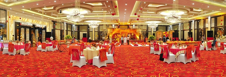 City Park Resort Mundka Udyog Nagar Delhi - Banquet Hall