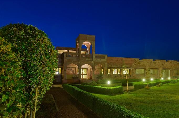 Bijolai Palace Kaiylana Circle Jodhpur - Banquet Hall