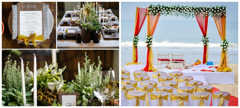 15 Eco-friendly Wedding Décor Ideas for Environmentally Conscious Brides and Grooms