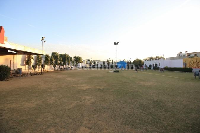 Prabhat Paradise Marriage Garden Jhotwara Jaipur - Banquet Hall