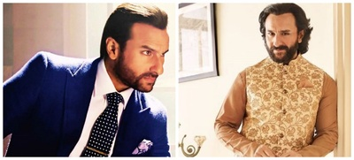 7 Styling Tips Grooms can Take From Saif Ali Khan