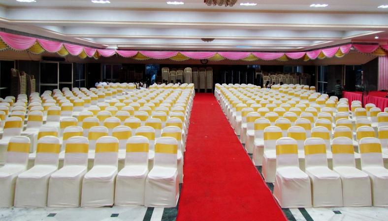 Sri Padmavathi Palace Vanagaram Chennai - Banquet Hall