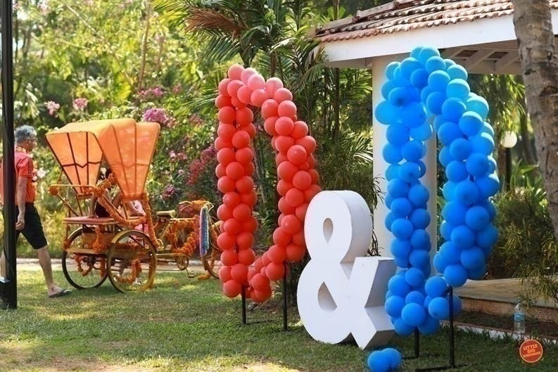 PRE-WEDDING PARTY