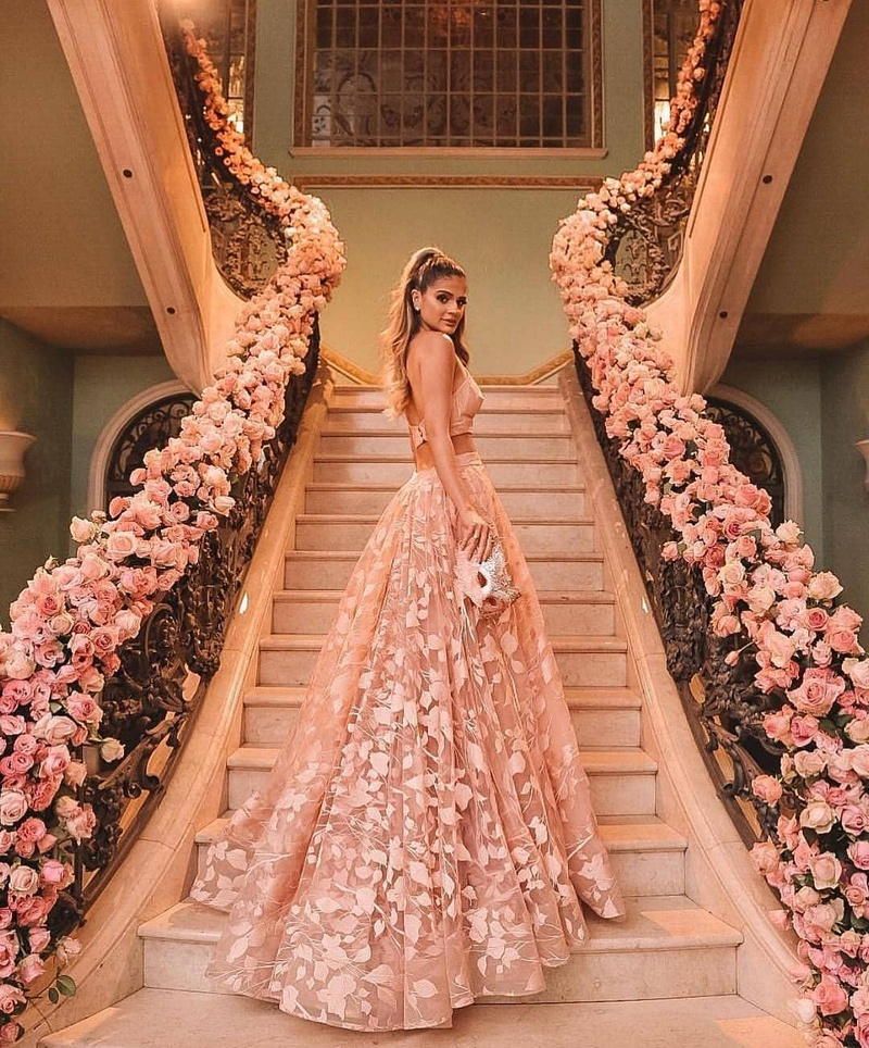 The Bride Gowns For Wedding Reception: 10 Real Brides Who Wore The Best Cocktail / Reception