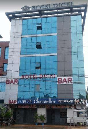 Hotel Richi Ashok Nagar Bhubaneswar - Banquet Hall