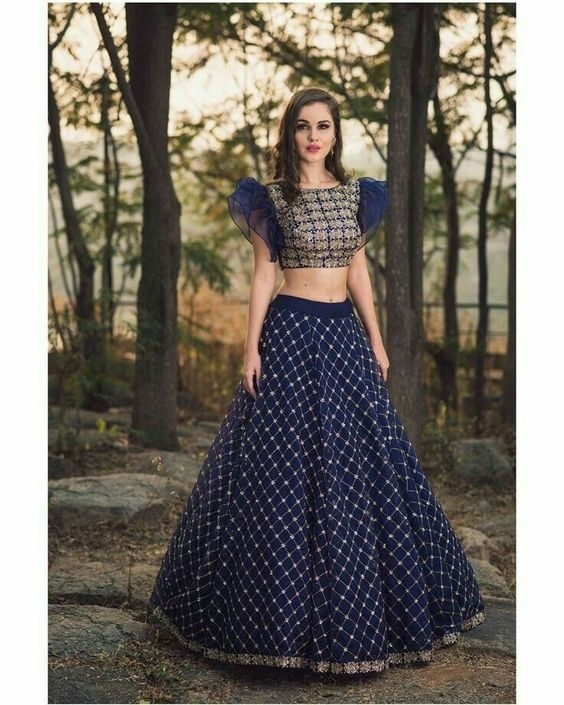 Best Bridal Lehenga 2018 Simple Lehenga 2018 Bridal Wear Wedding Blog