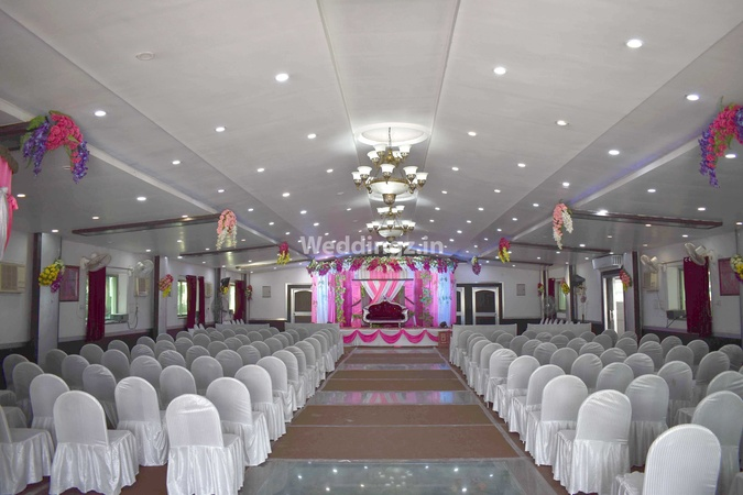 City Lounge Resort Anandpuri Patna - Banquet Hall