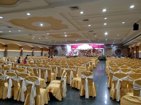 Bhaskara's Convention Hall Nagole Hyderabad - Banquet Hall