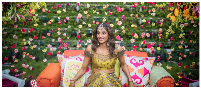 Atul & Vasuki Mumbai : This bride's South-meets-North wedding will give you some unique bridal look ideas to pull off!