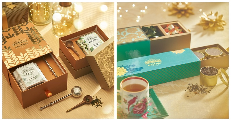 The Hillcart Tales: Exquisite Teas Hampers Perfect for your Wedding Favours