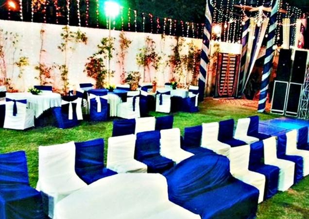 Bindal Vatika Burari Delhi - Wedding Lawn
