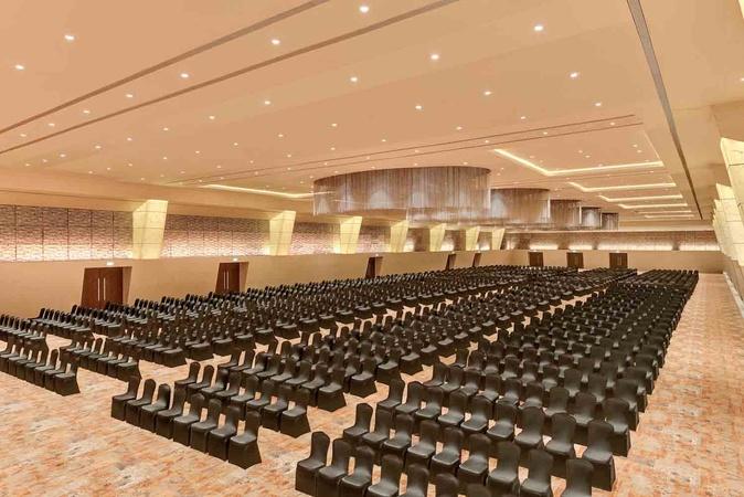 Sahara Star Vile Parle East Mumbai Banquet Hall 5